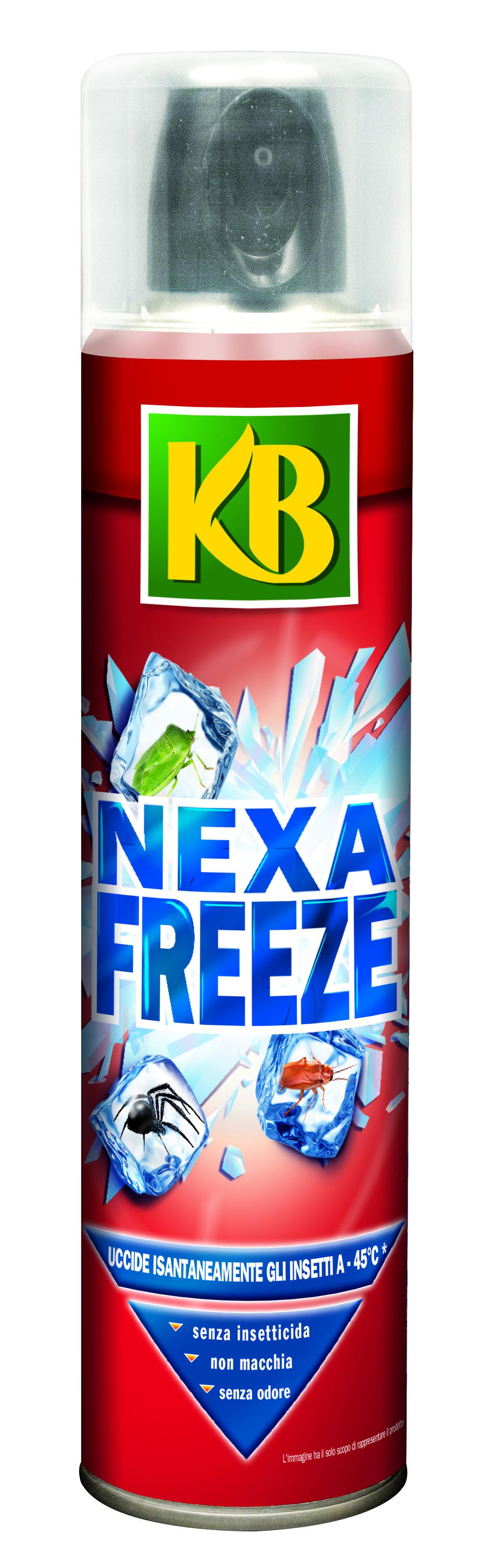 Nexa freeze insetti volanti e striscianti kb giardino for Formiche volanti in casa