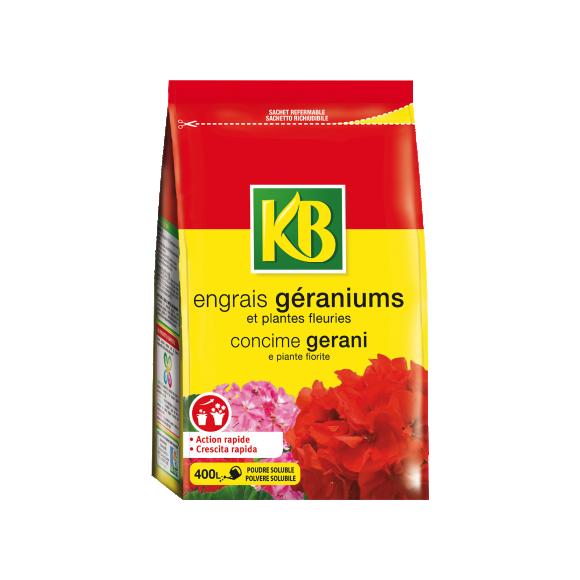Gerani e piante fiorite - Concime_Gerani_800gr