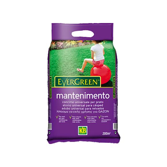 Concimi - Evergreen_Mantenimento_4KG