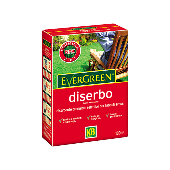 Concimi - Evergreen_Diserbo_1KG