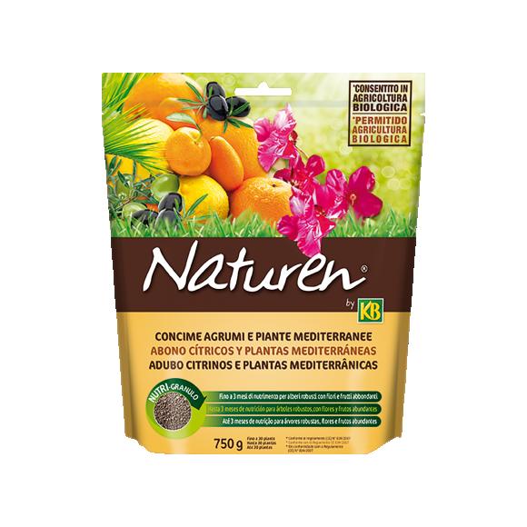 Concime agrumi e piante mediterranee 750g piante da for Piante mediterranee da giardino
