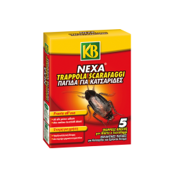 Insetti volanti e striscianti - Nexa_trappole_per_blatte_e_scarafaggi